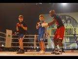 Флойд Мейвейзер провел в Москве крупнейшую в мире открытую тренировку по боксу