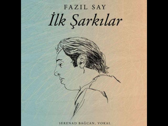 Fazıl Say Serenad Bağcan - Düşerim Metin Altıok (Lyric) (Official audio) adamüzik