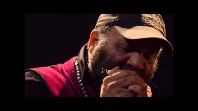 Otis Taylor au festival Sons d'hiver le 14 février 2015 (CRÉTEIL FRANCE)