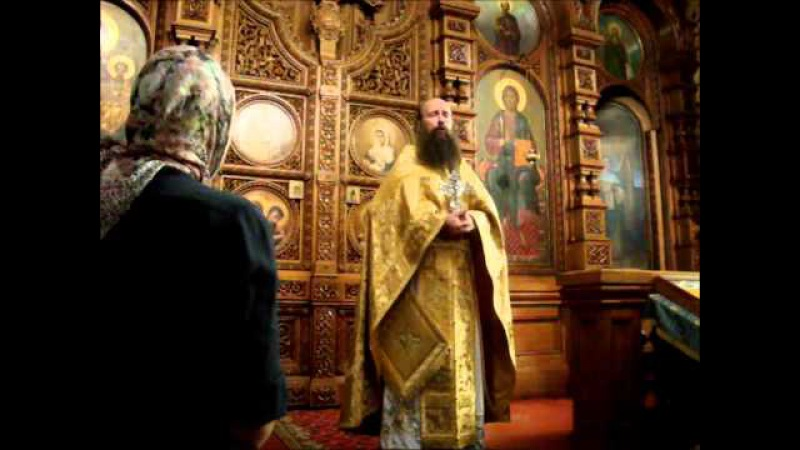 Проповедь иеромонаха Кирилла (Зинковского). Побеждайте зло добром