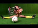 Romanian Female Player FULL body paint