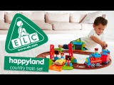 Happyland Train Set - Early Learning Centre