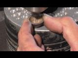 как сделать Колокольчик из монеты