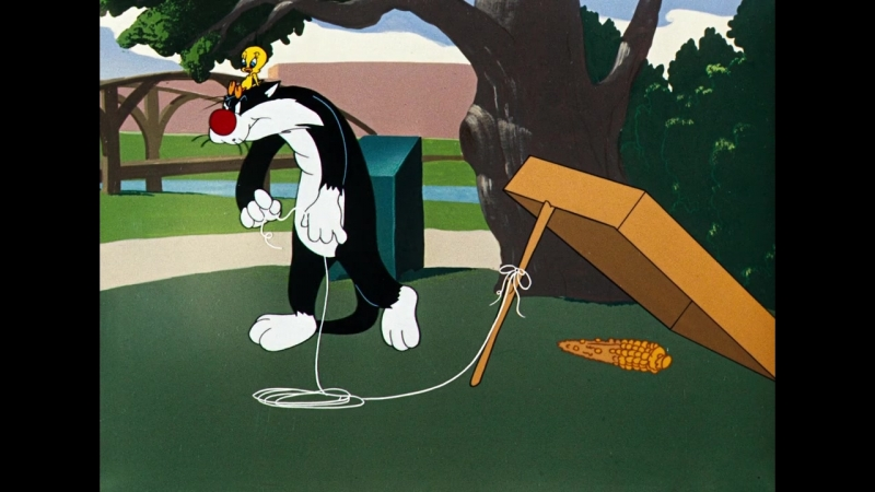 Looney Tunes E18 Home, Tweet Home