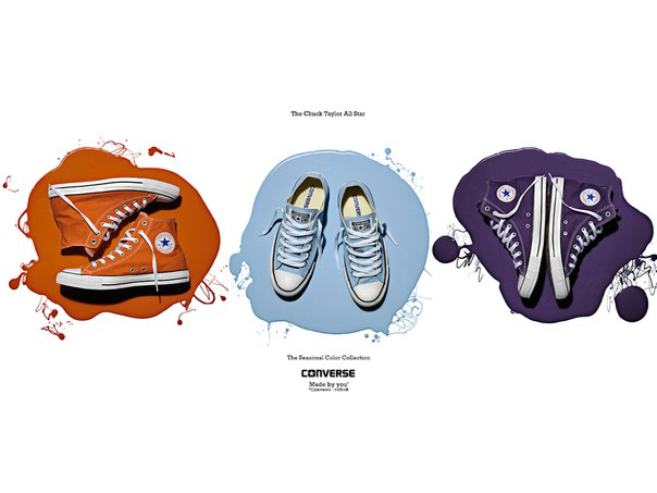 Converse - интернет магазин/официальный сайт, кеды