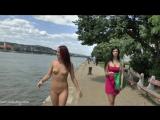 Tereza Nude in Public 2