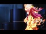 Доблесть рыцаря-неудачника / Rakudai Kishi no Cavalry 3 серия [AniDUB]