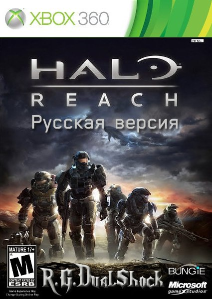 [FULL] Halo: Reach [RUS] (Релиз от R.G.DShock)