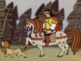   ☭☭☭ Советский мультфильм   Сказка сказывается   1970  