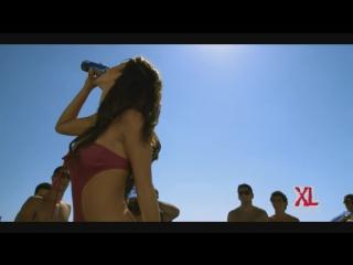 XL Energy Drink TV Spot, Beach Party, 2009, 25 sec. (1)