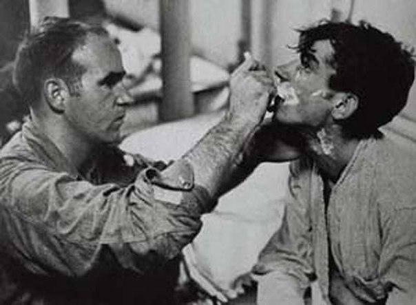 Солдаты бреют члены фото 741-7