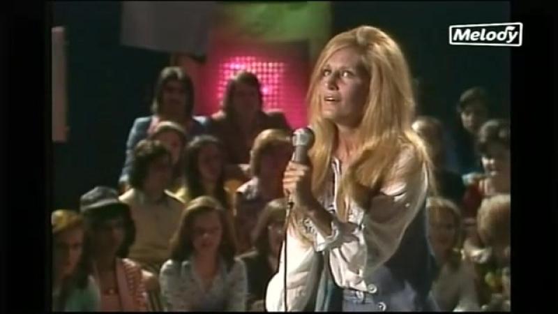 Dalida ♫ Gigi l'amoroso ♪ 05/05/1974 (Belgique - Chansons à la carte (RTB)