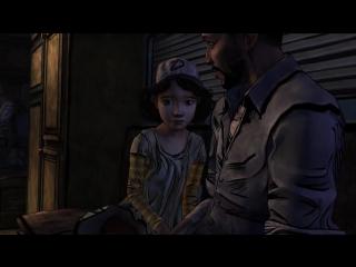 The Walking Dead Game Season 2 - Сон Клементины.