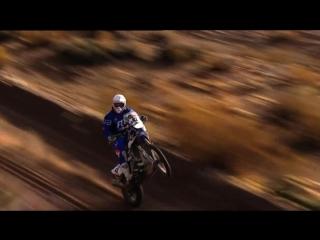 Dakar Rally - The Dakar Wheelie!