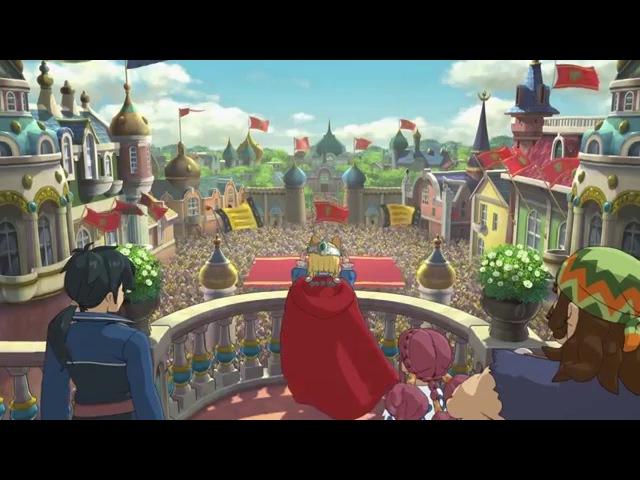 Ni no Kuni II Revenant Kingdom - Announcement Trailer | PS4, PC