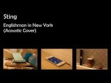 DIY Music Box and Smule Ocarina. Englishman in New York (cover)