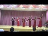 Туркменский танец (live@ОткрытиеуниверситетаТретьеговозраста)