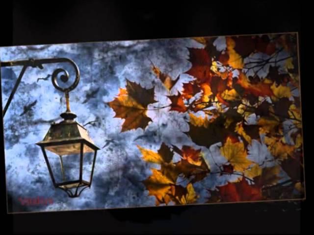 Осень мёртвые дожди