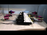 HaTikvah Israel's National Anthem played on a Robotic Xylophone - Technion