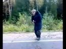 Varg Vikernes escape from jail (rare video)
