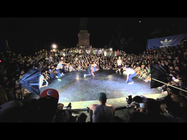 Denny Rock and Mah vs Funt and Vados