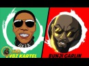 Vybz Kartel Ft Bunji Garlin Bicycle Ride Soca Remix January 2016