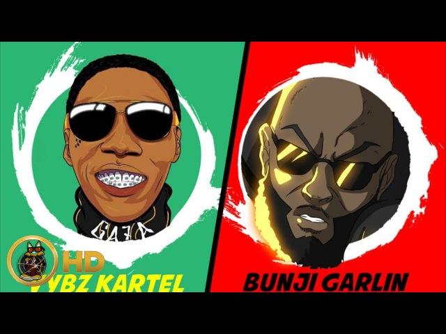 Vybz Kartel Ft. Bunji Garlin - Bicycle Ride (Soca Remix) January 2016