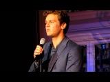 Jonathan Groff Singing