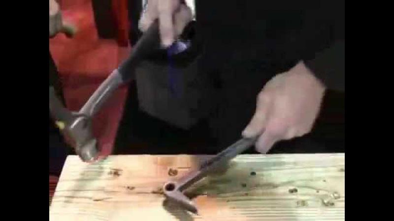 Молотки и гвоздодеры Stiletto Titanium Tools