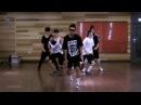 20130621 BTS 'No More Dream' mirrored Dance Practice