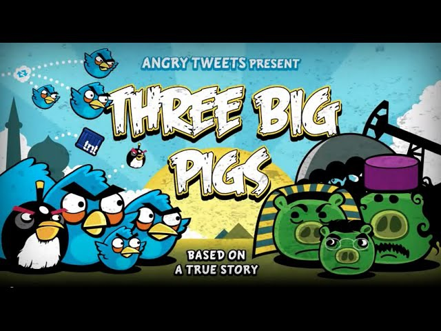 THREE BIG PIGS |2011 0328| Рисовал egor zhgun