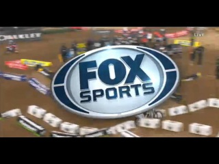 AMA Supercross 2016 San Diego 2 450 Main Event