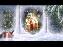 Снежинка из фильма Чародеи - Пока часы двенадцать бьют...