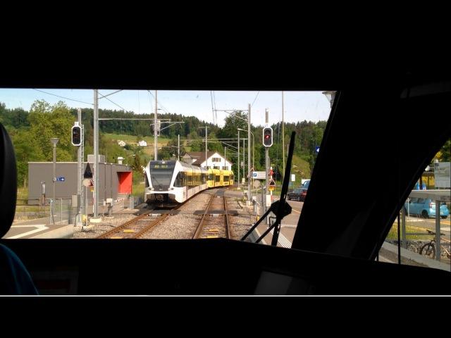 S-Bahn Zürich (ZVV/Thurbo)   Linie S26: Rüti ZH - Bauma - Winterthur