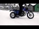 Moto test  Мото Дрифт Мотоциклы ИЖ, Минск Ява Урал, тюнинг мотоциклов