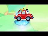Машинка Вилли в Средневековье. Мультик про Вилли 19 серия. Смотреть машинки для детей мультфильм
