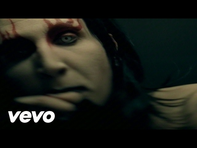 Marilyn Manson Disposable Teens Official Music Video