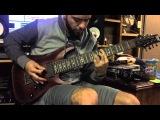 Unreleased 8 String AlienDeathcoreMathcoreDjent Instrumental track by Twenty Twelve