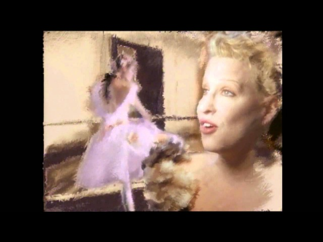 Bette Midler - Night And Day (Official Music Video)