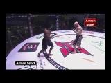 Mix Fight Combat Дональд Нджатах нокаутировал Джеффа Монсона  Jeff Monson vs Donald Njatah knockout