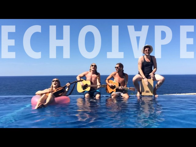 Echotape - We Should Feel Like We Are In Love (Live In The Pool)