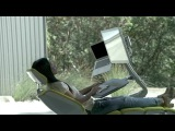 Automated desk and chair rig that feels like working on a cloud || Technology