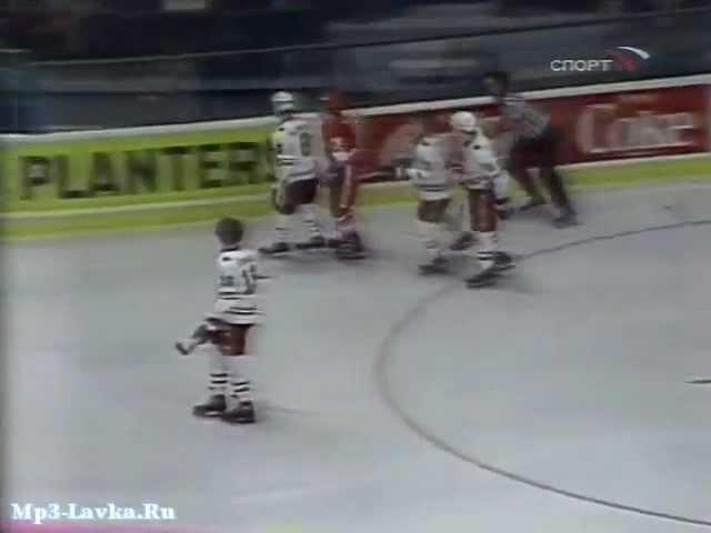 СССР - Сборная НХЛ 1979 г. (комментатор Николай Озеров)