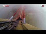 Без страховки на самый высокий мост Испании