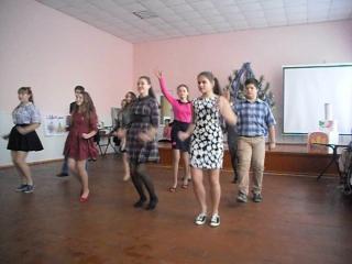 Танец буги вуги 8-Б