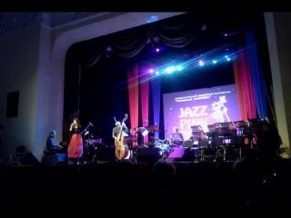 Розовая пантера 2016. Квартет джазовой вокалистки Элины ДУНИ из Швейцарии