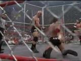 Triple X (Christopher Daniels Elix Skipper) vs Americas Most Wanted (James Storm Chris Harris) TNA Turning Point 2004