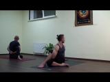 Вечерняя тренировка по йоге с Сергеем Черновым (1 час 30 минут) - Йога вечером для продолжающих