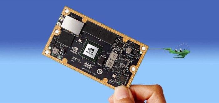 Компьютер размером с кредитную карту от NVIDIA