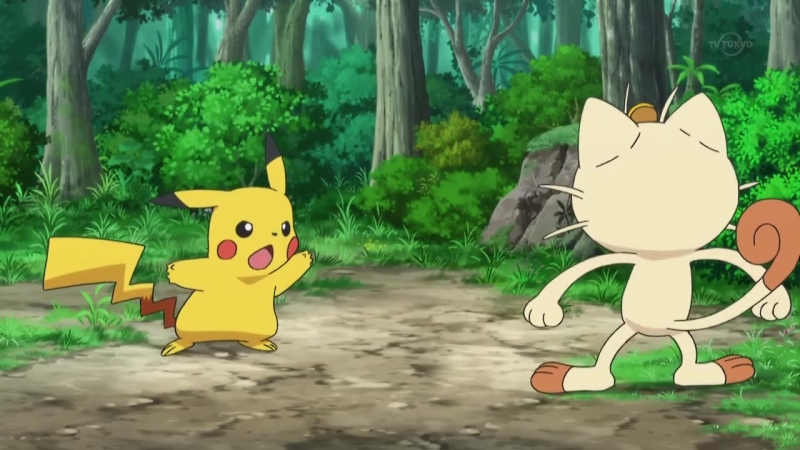 Pokemon XY (Pocket Monsters XY) - 97 [Sub] \ Покемоны 19 сезон 5 серия (Английские субтитры)